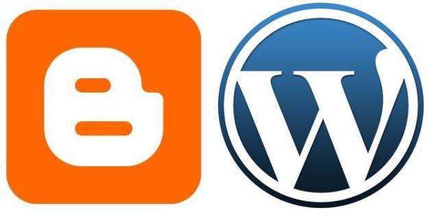 Pilih Blogger atau WordPress untuk Ngeblog?