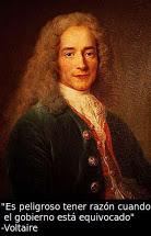 Ya lo decía Voltaire...