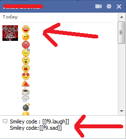 Facebook Chat မွာ အသံုးျပ ... Facebook Emoticons Code Clap