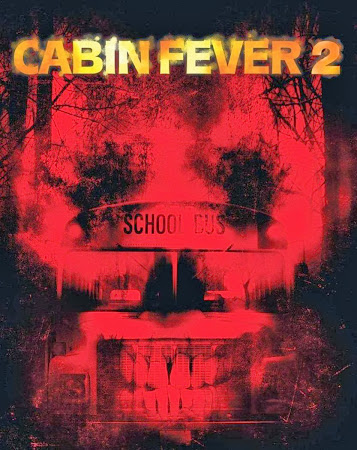 Poster Of Cabin Fever 2 2009 Full Movie Download 300MB In Hindi English Dual Audio 480P ESubs Compressed Small Size Pc Movie