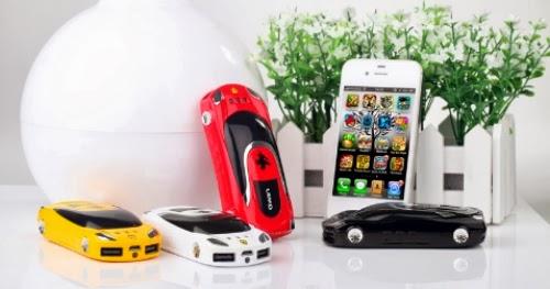 Pin dự phòng GWIN 5000mAH pin đúc xịn giá rẻ Dukitashop