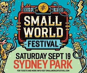 SMALL WORLD FESTIVAL