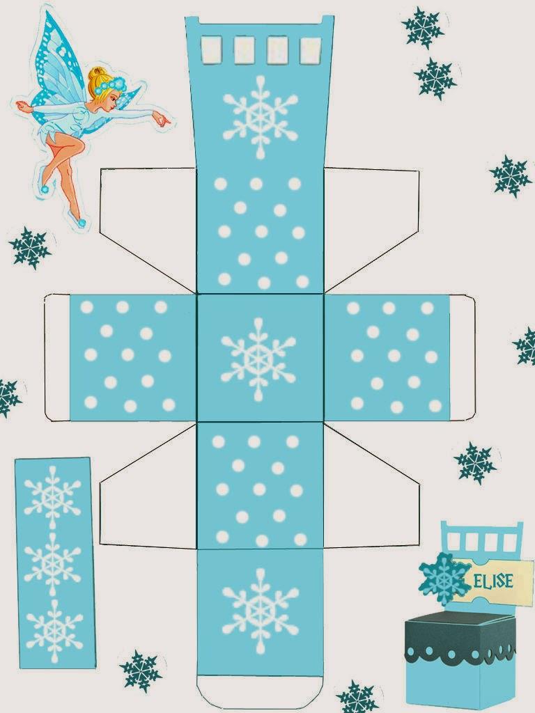 Navidad sillas caja para marcar los lugares para for Sillas para imprimir