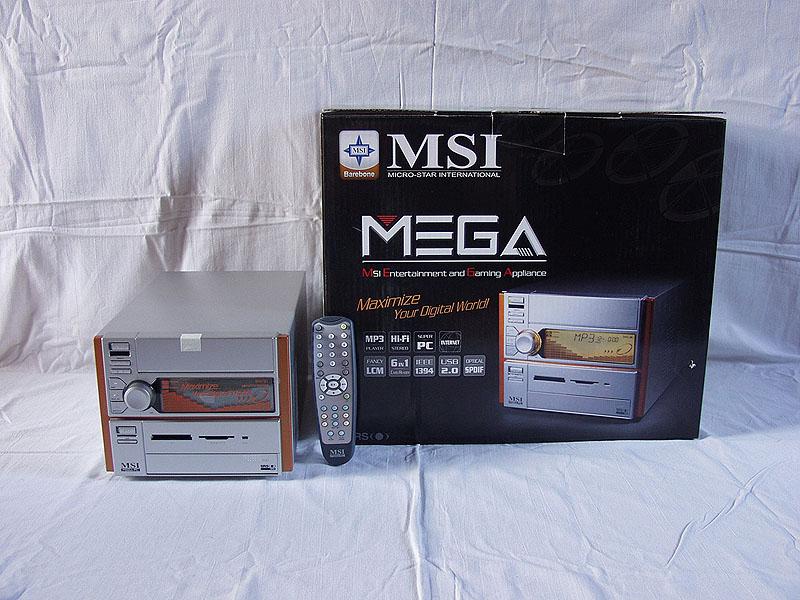 MSI Mega XBMC