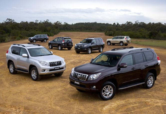 Otomotif: Modification Car Toyota Prado