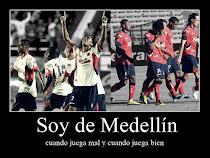 Soy del Medellín!... ♥