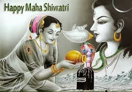 Shiv parvti pooja photos of Mahashivratri