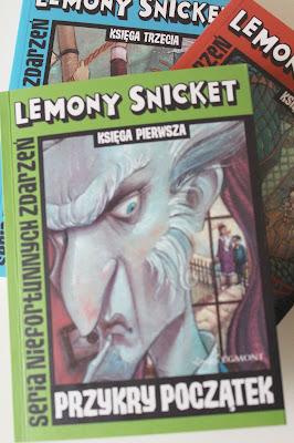 Lemony Snicket - Seria niefortunnych zdarzeń
