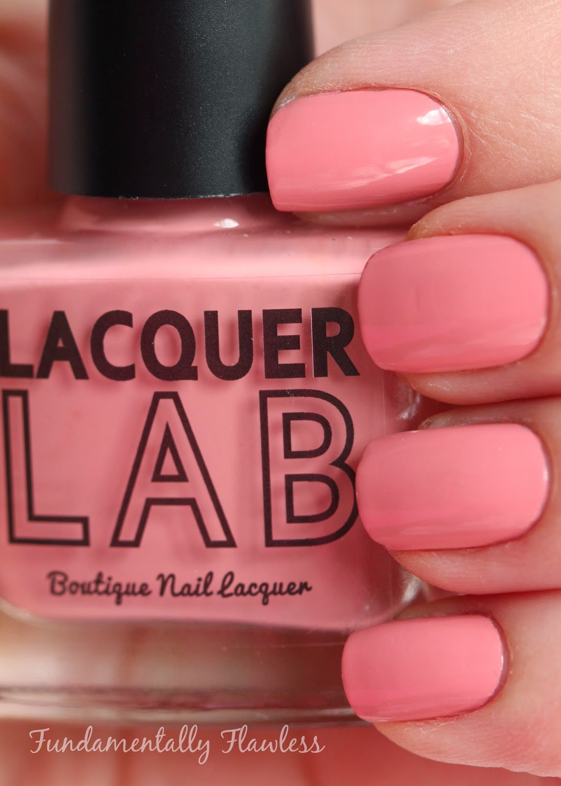 The Lacquer Lab Naked Ladies Collection Pamela swatch