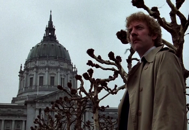 Donald Sutherland Invasion of the Body Snatchers