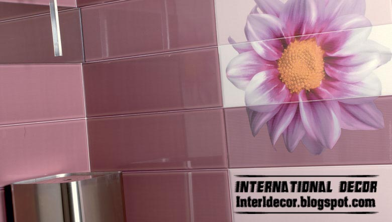 rare purple degrees of bathroom wall tiles - Bathroom Wall Tiles Design