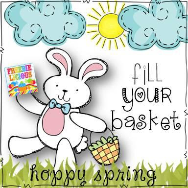 Fill Your Basket Blog Hop from Freebie-Licous