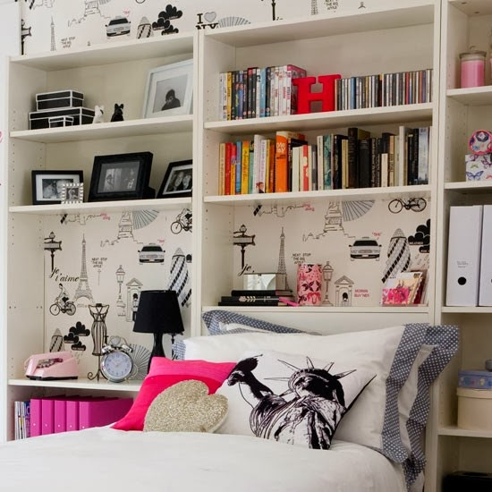 Clever bedroom storage solutions