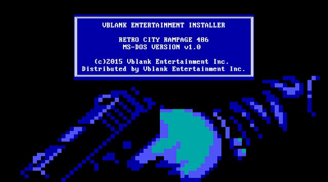 Retro City Rampage será versionado para... ¡MS-DOS!