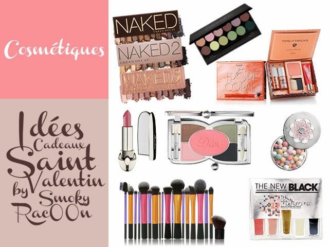 cadeau saint valentin maquillage