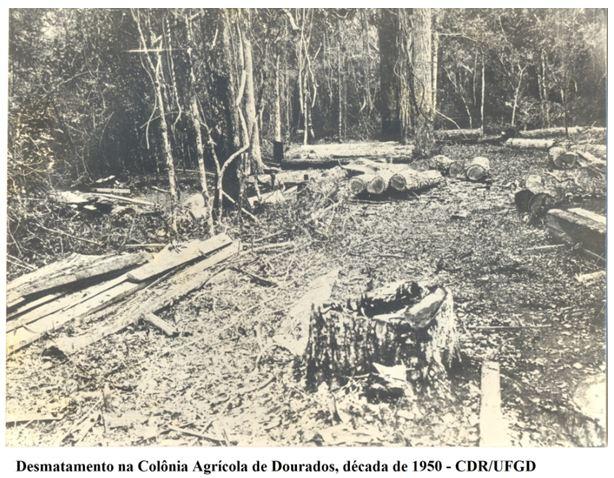 Colônia Agrícola Nacional de Dourados
