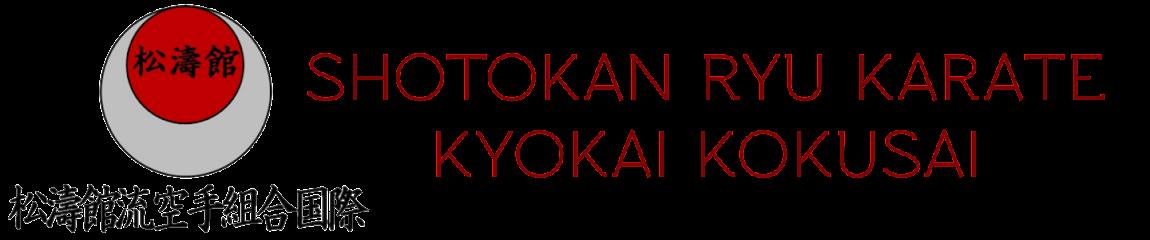 Shotokan Ryu Karate Kyokai Kokusai