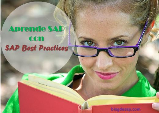 aprende sap con sap best practices