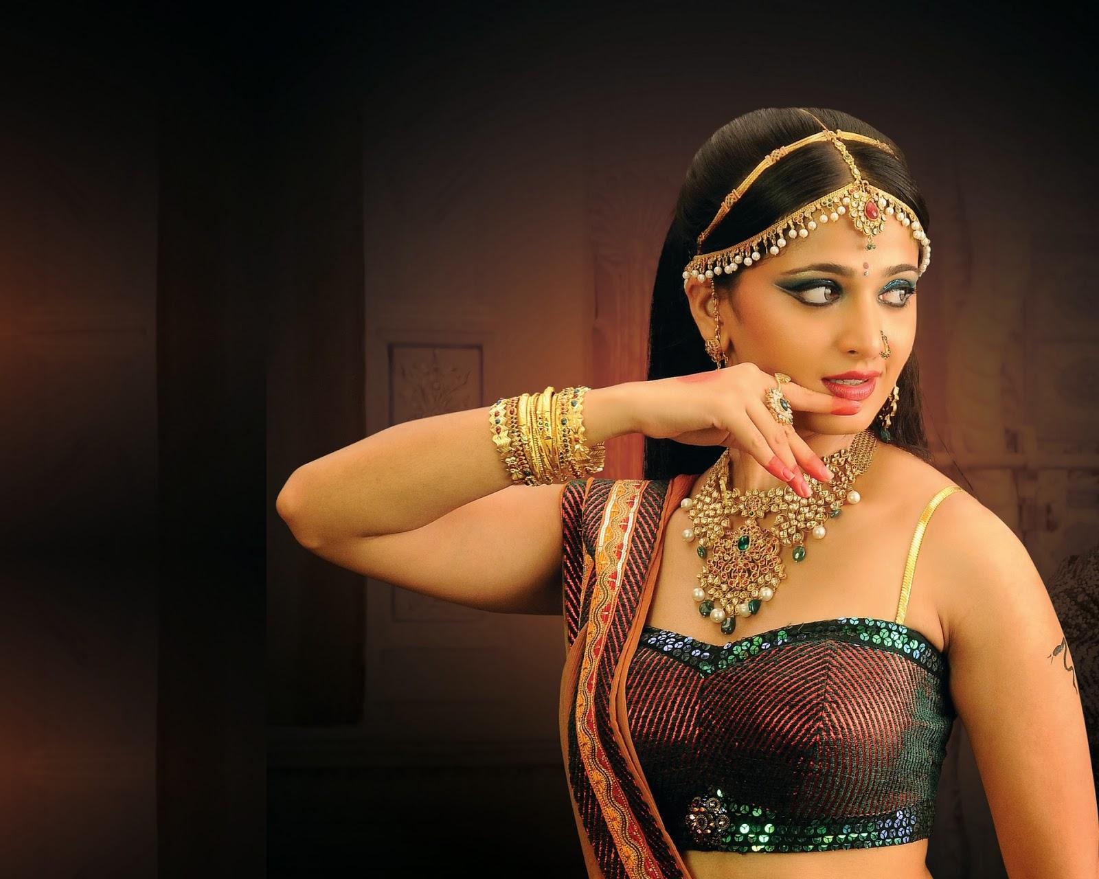 anushka shetty in serial jodha akbar hd wallpapers broadcast by zee tv