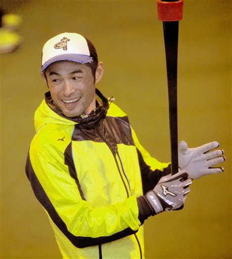 All About Sports: Ichiro Suzuki Biography And Nice Images Gallery