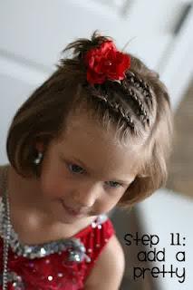 Model Rambut Anak-anak Cewek