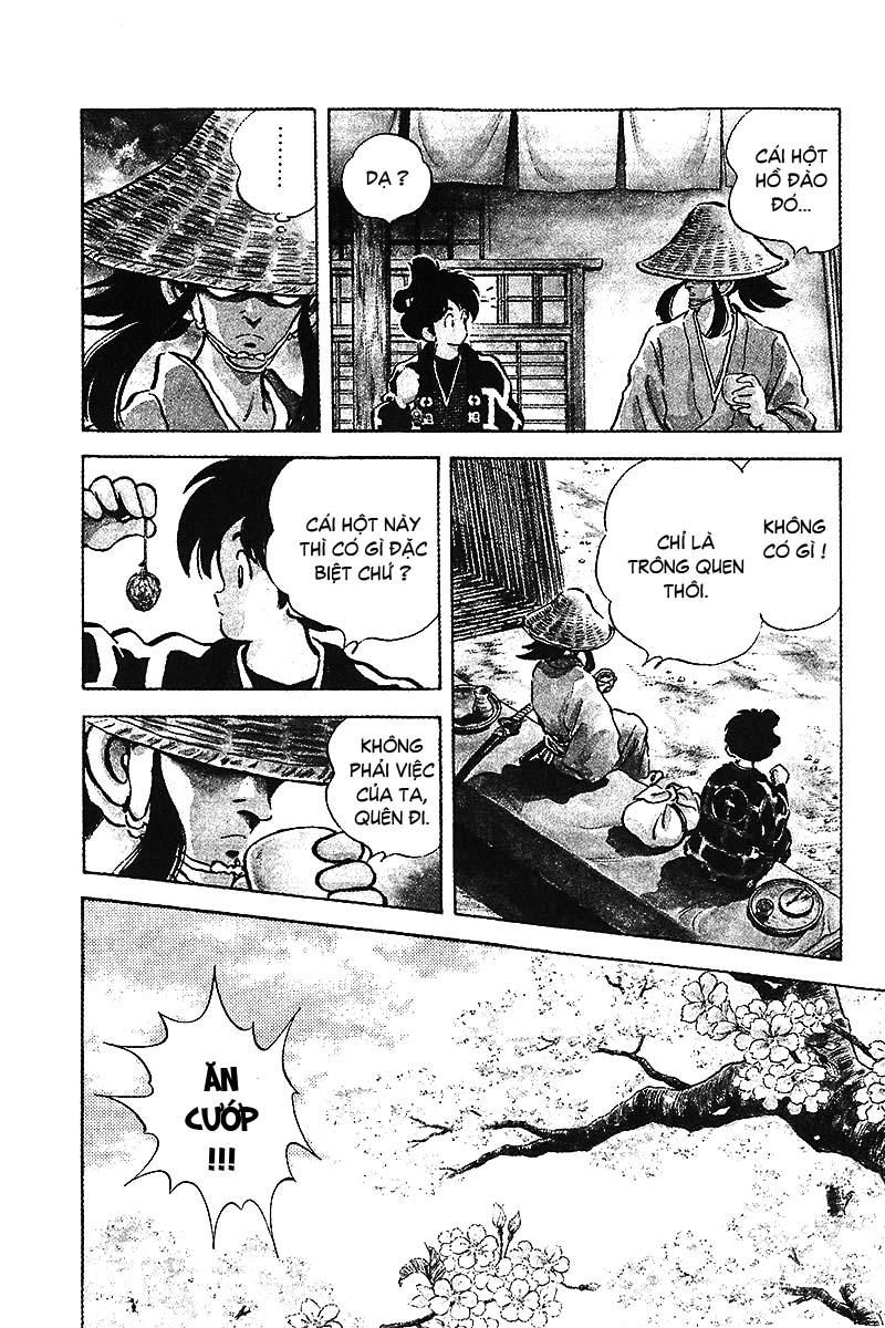 Nijiiro Togarashi - Ớt Bảy Màu chap 1 - Trang 16