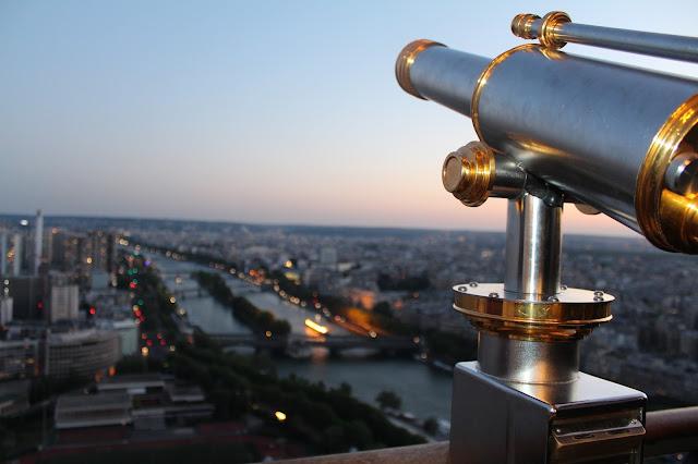 guida per parigi, blogger