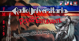 RADIO UNIVERSITARIA ¡PODER ESTUDIANTIL! EN VIVO