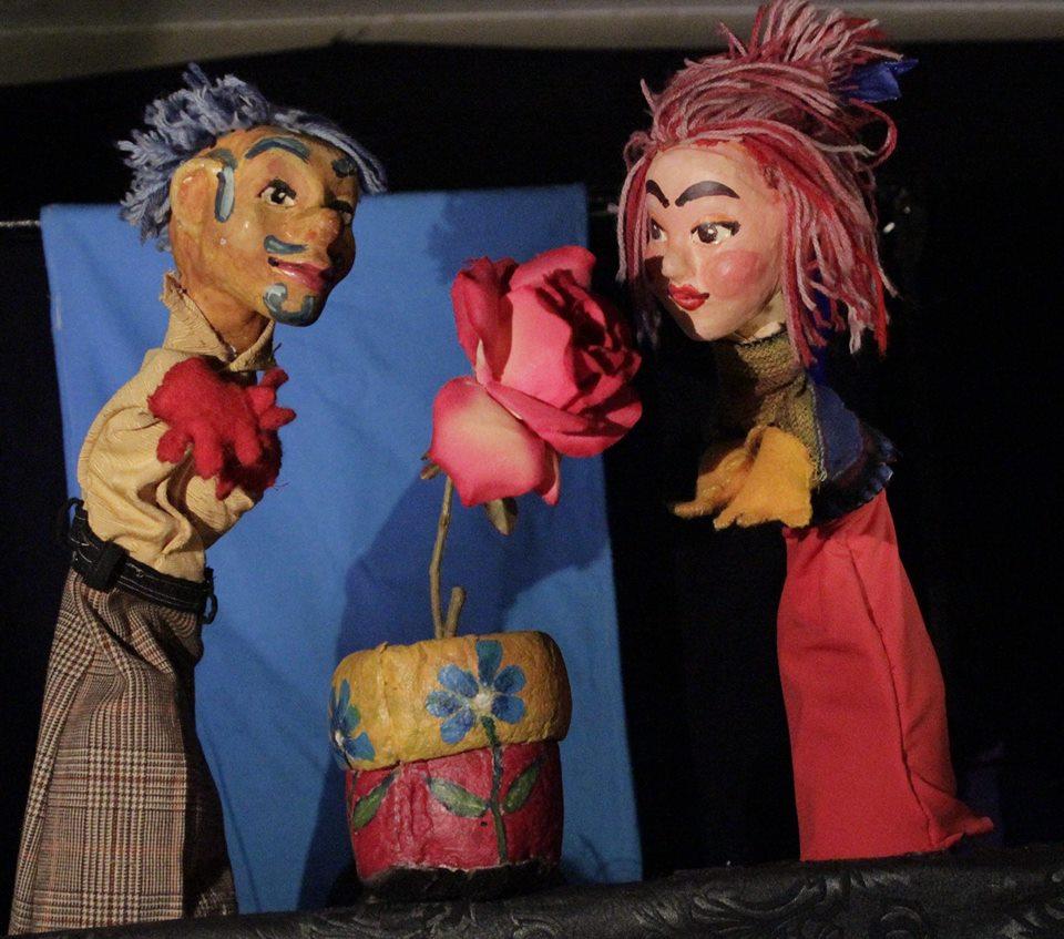 Arturo y Rosita