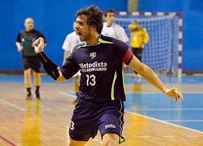 Tras seis meses de recuperación, volvió Diogo Hubner | Mundo Handball
