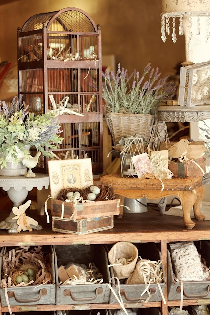 The Dove Cote Brocante Store Displays Amp Flea Market Booths