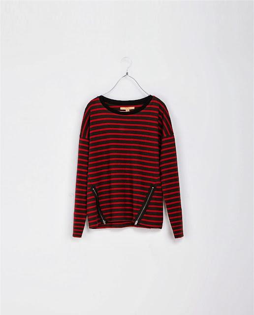tshirt with zips
