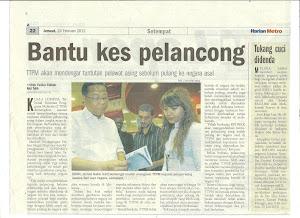 Nu-Prep100,Jenama Malaysia TERBAIK,BERSAINTIFK TTPM percepat kes pelancong,TAHNIAH