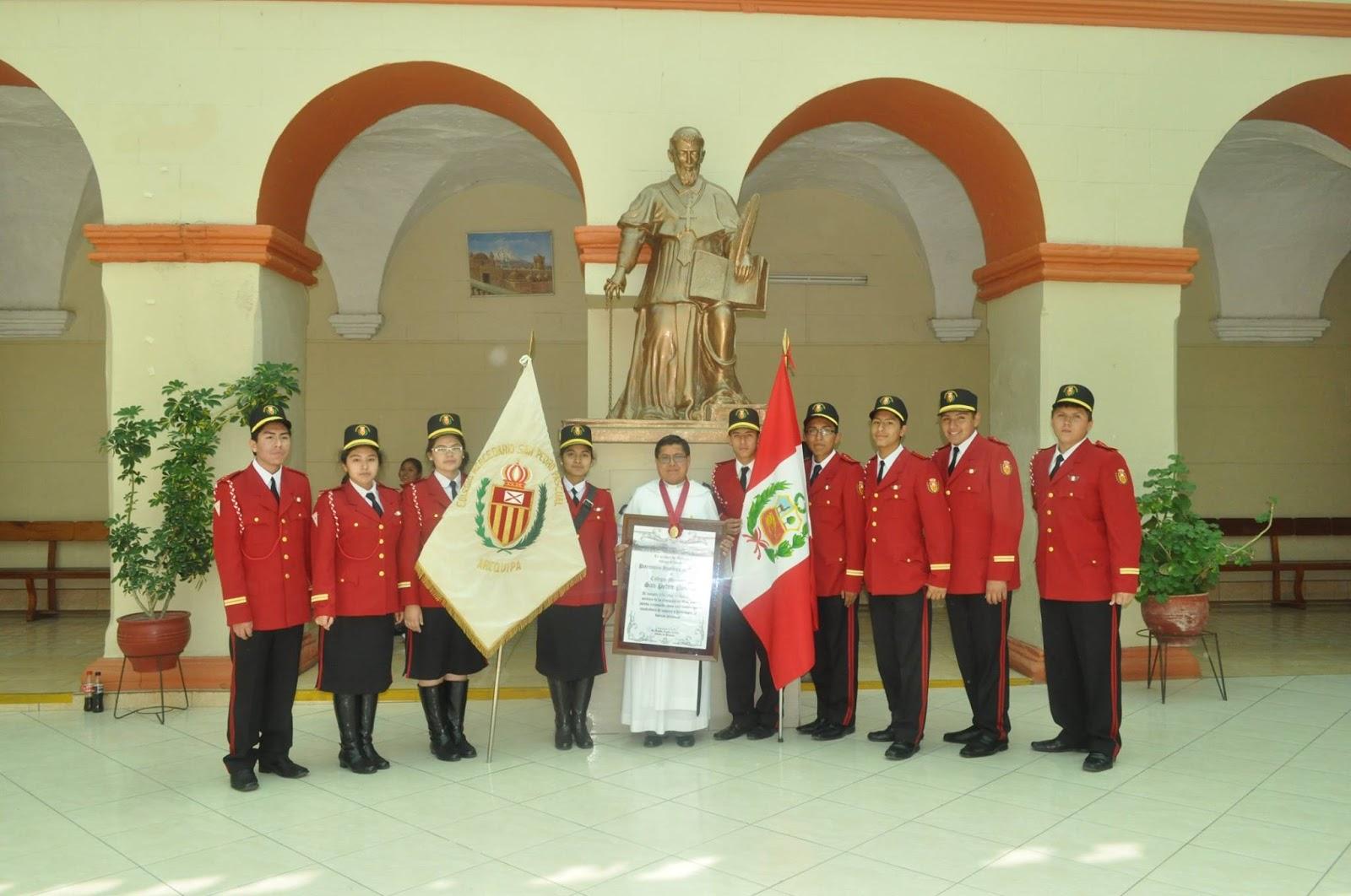 Pedro Pascual san colegio arequipa