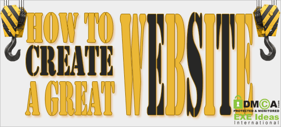 How To Create A Great Website – Follow What Top Brands Did.