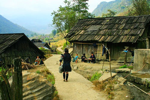 Sapa mountain trekking & homestay tours