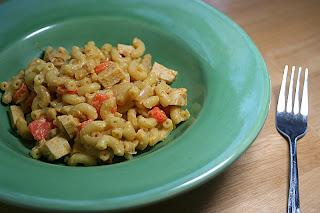 Vegetarian Turkey Mac 1