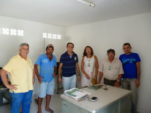 A Prefeitura Municipal de Mari e a EMATER/PB concluem a reforma da Unidade Operativa de Mari.