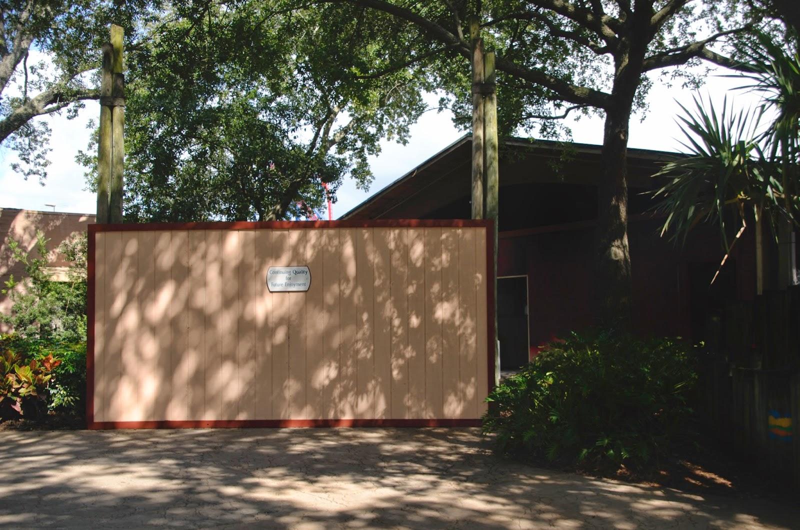 The BGT Buzz: Howl-O-Scream At Busch Gardens Tampa : Construction ...