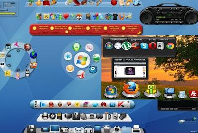 programa para personalizar menus no windows 7