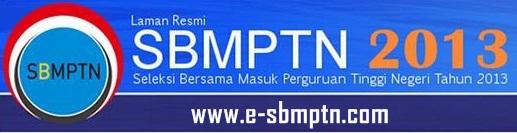 Persyaratan Sbmptn 2013 - 2014