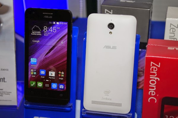 Zenfone C Is An Entry Level Device That The ASUS Has Created As A Replacement For ZenFone 4 Full Specs Sheet Already Surfaced Online
