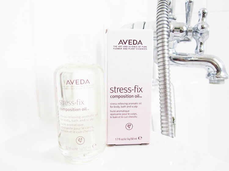 Aveda Stress Fix Composition Oil review