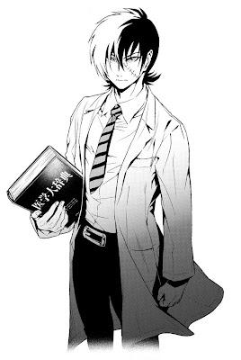 Young Black Jack manga Yuugo Oukuma and  Yoshiaki Tabata
