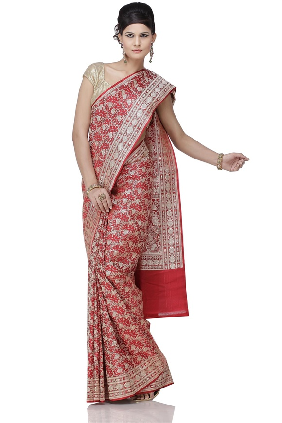 How To Drape Saree Pallu This Diwali Wear A Paithani