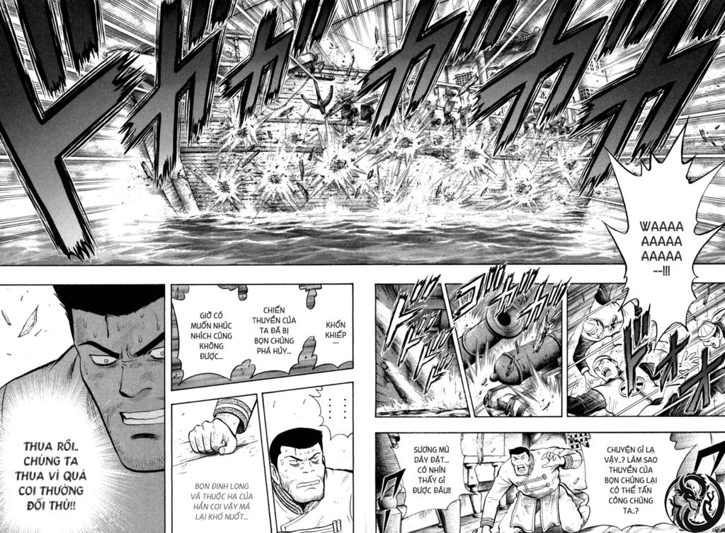 Hoàng Phi Hồng Phần 2 chap 10 – Kết thúc Trang 29 - Mangak.info