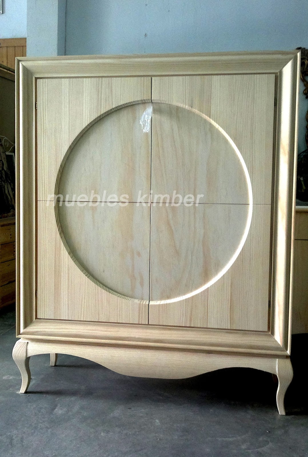 Kimber mueble a medida moderno de estilo oriental for Muebles kimber