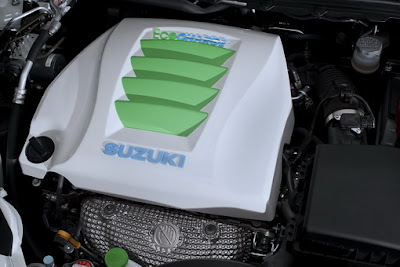 Suzuki-Kizashi-EcoCharge-Engine