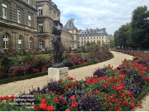 Luxembourg Gardens Paris by definingyourhome