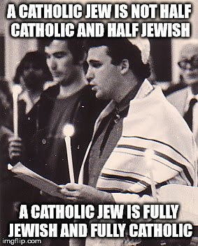 What is a Catholic Jew?
